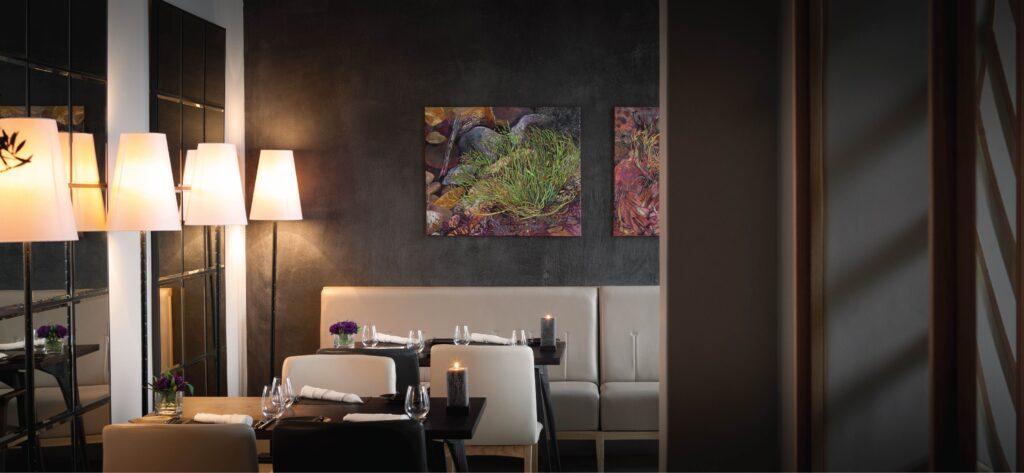 Greenhouse Restaurant Interior