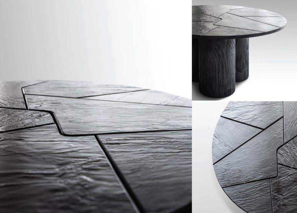 OKHA's new Proxima range exploring the concept of Yin and Yang.