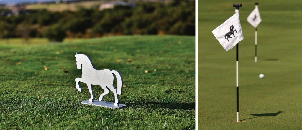 Blair Atholl Golf and Equestrian Estate Horse & Tee