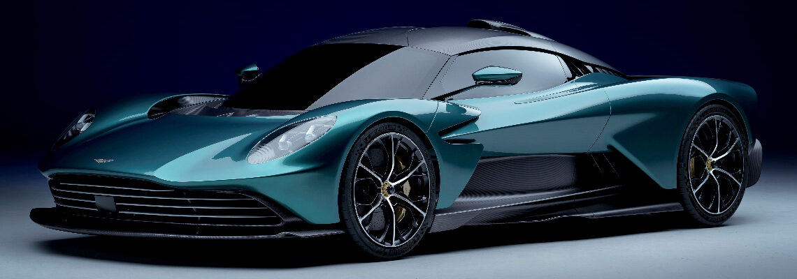 The Aston Martin Valhalla Is Even Better In Reality