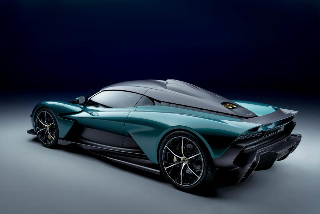 The gorgeous Aston Martin Valhalla
