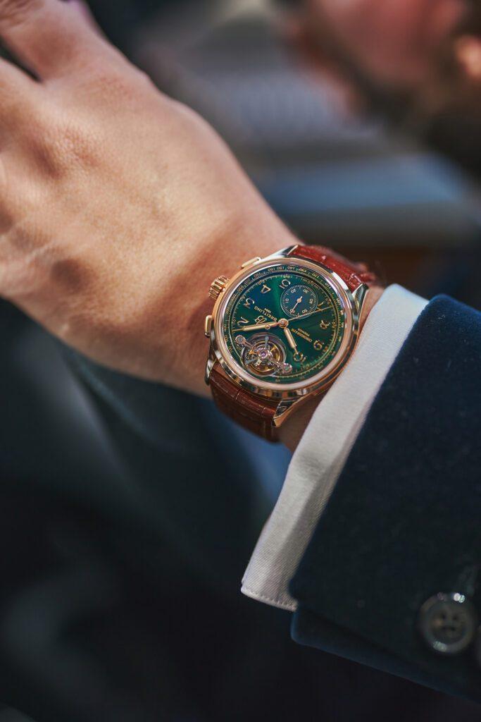 Breitling Bentley Collaboration