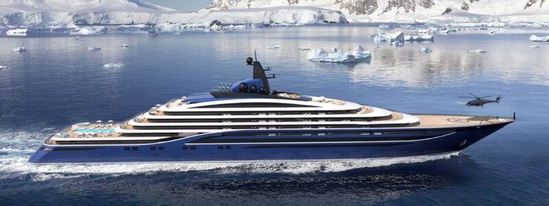 Somnio, The World's Largest Private Residence Superyacht