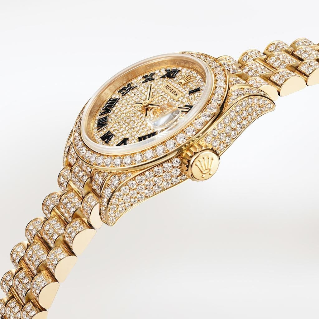 The Rolex Lady Datejust