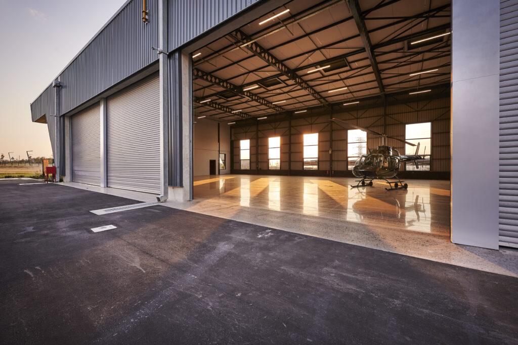The Hangar at Steyn City