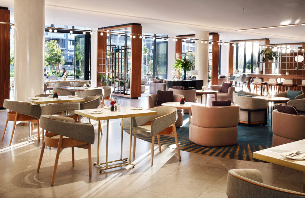 Nova Deli at the Houghton Hotel