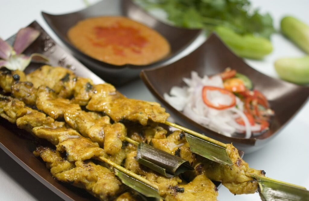 Thailand Dishes