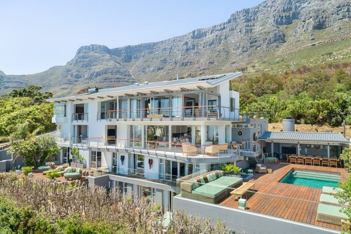 The Best Views Of Table Mountain