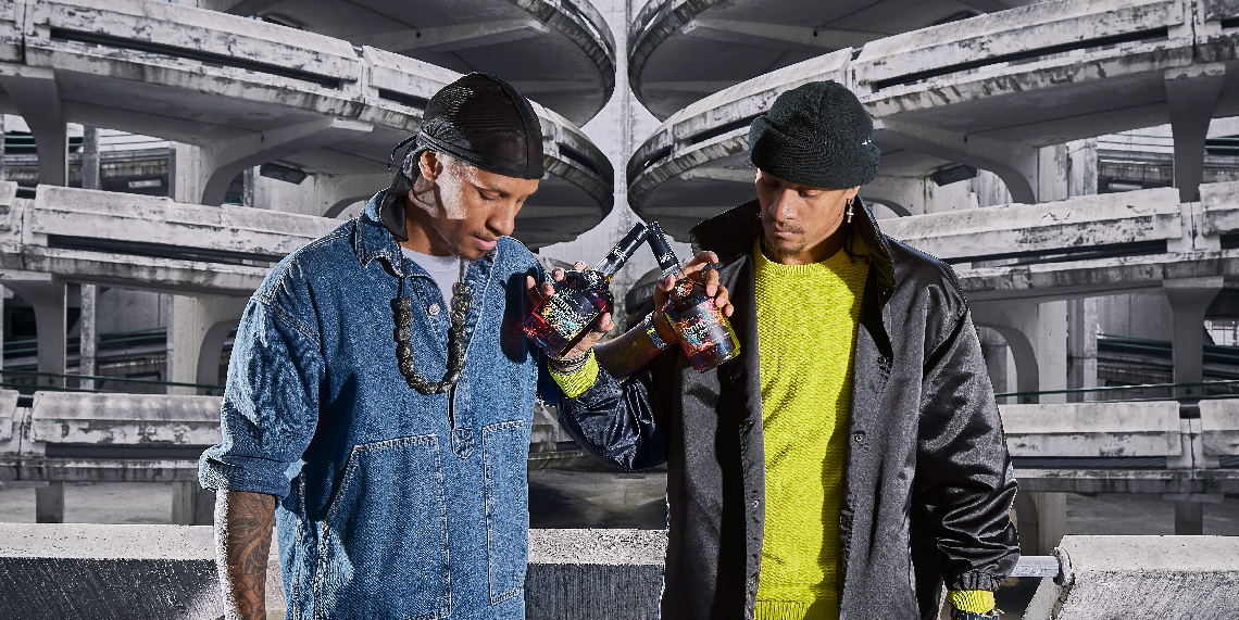 Hennessey Very Special Limited Edition X Les Twins